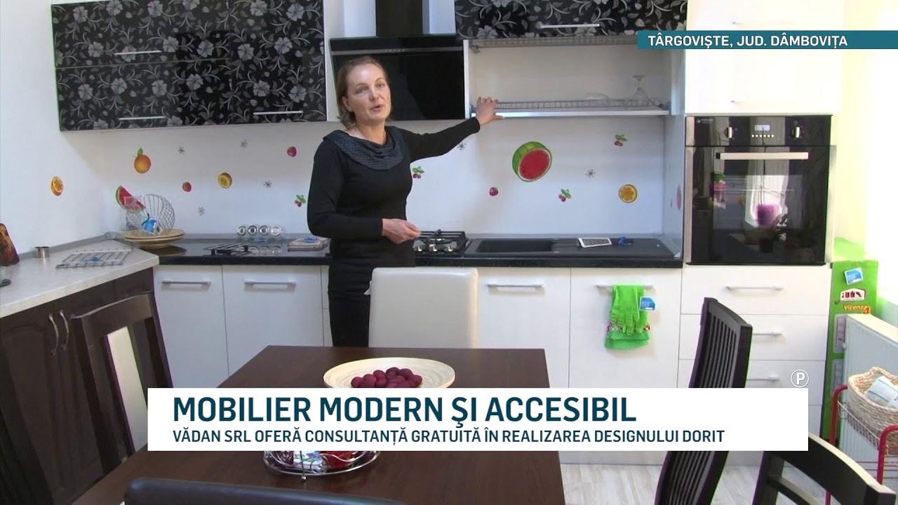 MOBILIER MODERN ŞI ACCESIBIL