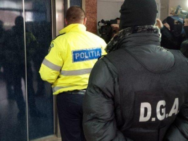 TREI POLIȚIȘTI DIN TELEORMAN, CONDAMNAȚI PENTRU LUARE DE MITĂ