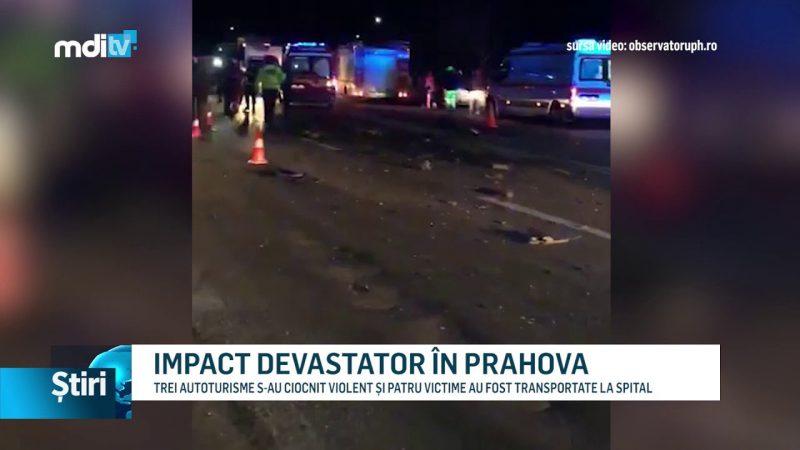 IMPACT DEVASTATOR ÎN PRAHOVA