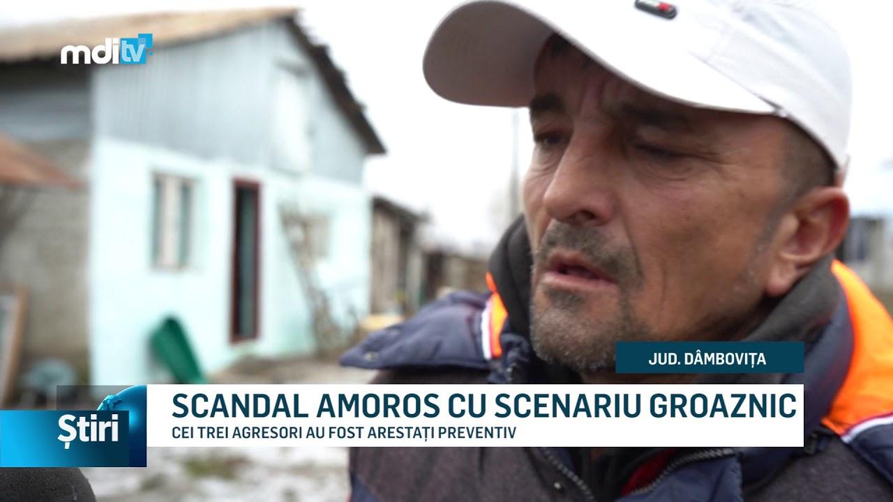 SCANDAL AMOROS CU SCENARIU GROAZNIC