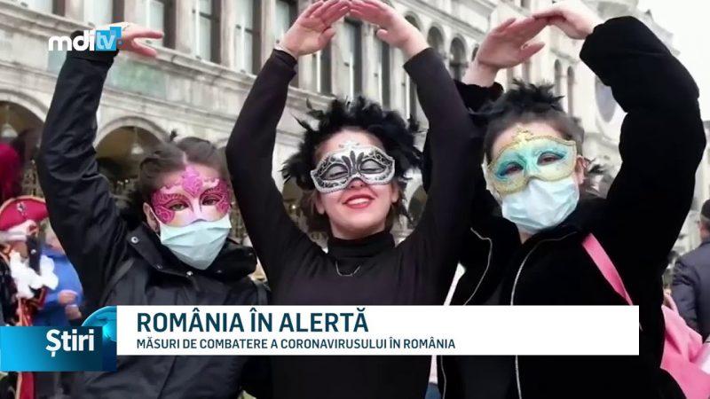 ROMÂNIA ÎN ALERTĂ