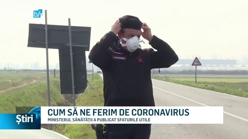 CUM SĂ NE FERIM DE CORONAVIRUS