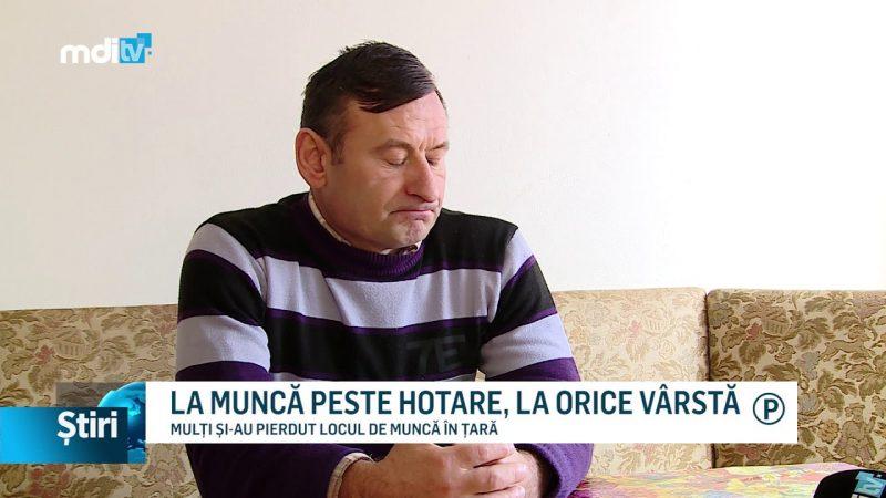 LA MUNCĂ PESTE HOTARE, LA ORICE VÂRSTĂ