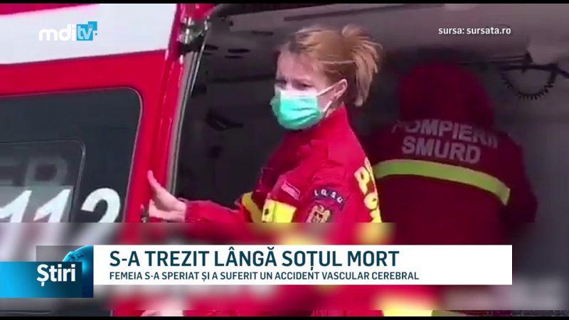 S-A TREZIT LÂNGĂ SOȚUL MORT