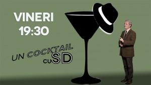 Coperta Un Cocktail cu SD mica