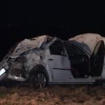 ACCIDENT GARV PE AUTOSTRADĂ – VIDEO