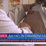 AH1N1 ÎN DÂMBOVIȚA – VIDEO