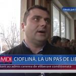 CIOFLINĂ , LA UN PAS DE LIBERTATE – VIDEO