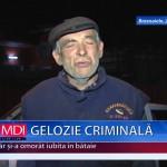 GELOZIE CRIMINALĂ – VIDEO