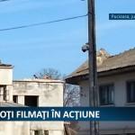 HOȚI FILMAȚI ÎN ACȚIUNE