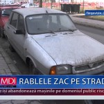 RABLELE ZAC PE STRADĂ