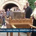 SFANTUL IERARH NIFON, SARBATORIT LA TARGOVISTE – VIDEO