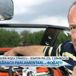SORIN ROŞCA STĂNESCU – SENATOR USL(PNL) COLEGIUL 2 DÂMBOVIŢA SĂRACII PARLAMENTARI… BOGAŢI! – VIDEO