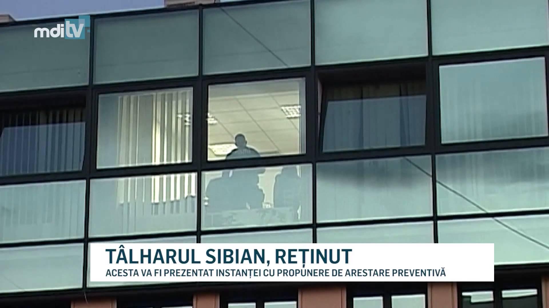 TALHARUL SIBIAN, RETINUT