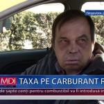 TAXA PE CARBURANT REVINE!