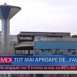 TOT MAI APROAPE DE…FALIMENT – VIDEO