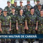 VIITORI MILITARI DE CARIERA