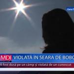 VIOLATĂ ÎN SEARA DE BOBOTEAZĂ