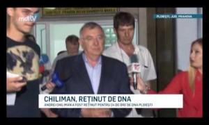 CHILIMAN, RETINUT DE DNA