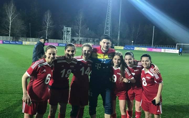 CSȘ TÂRGOVIȘTE, VICTORIE LA ALEXANDRIA