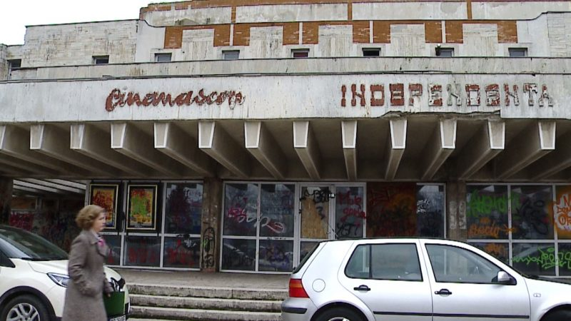 S-A RUPT FILMUL CINEMATOGRAFELOR ROMÂNEȘTI
