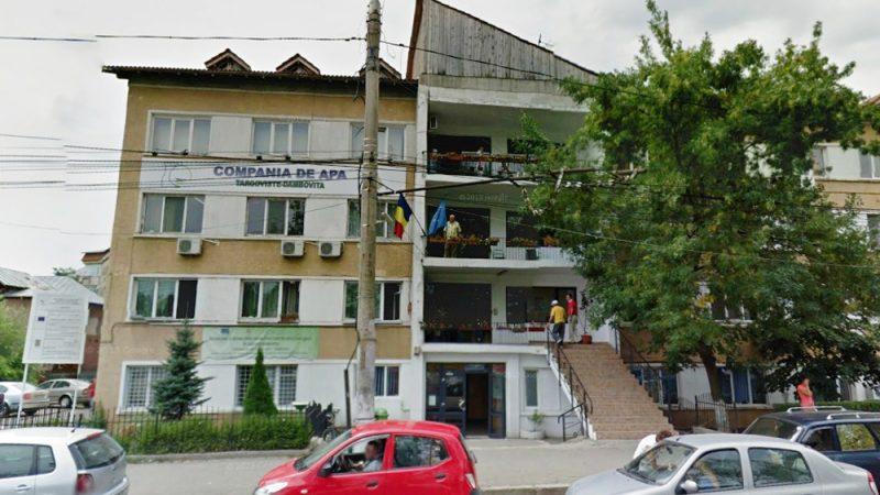 SE FAC ANGAJĂRI LA COMPANIA DE APĂ TÂRGOVIȘTE-DÂMBOVIȚA