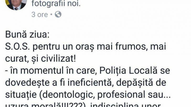 POLIȚIA LOCALĂ DIN TÂRGOVIȘTE, ÎN RĂZBOI DECLARATIV CU TÂRGOVIȘTENII CARE CRITICĂ ACTIVITATEA INSTITUȚIEI PE FACEBOOK!
