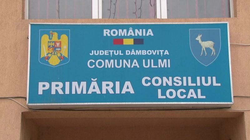 ULMI, PRIMA COMUNĂ CU ARHITECT ŞEF