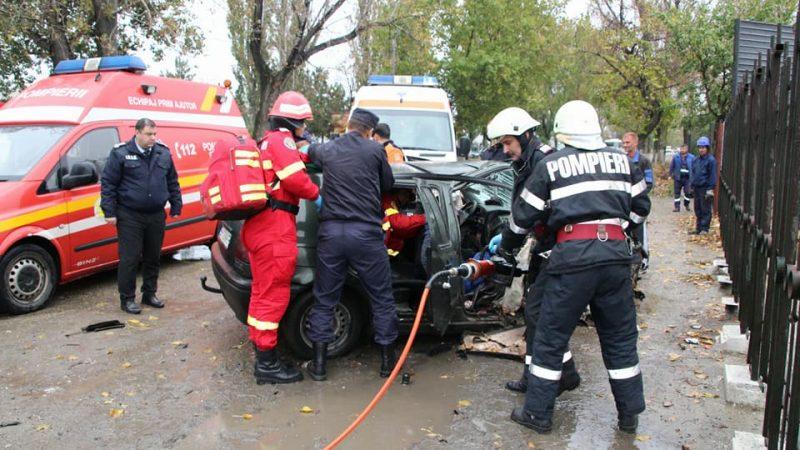 ACCIDENT ÎN SLOBOZIA