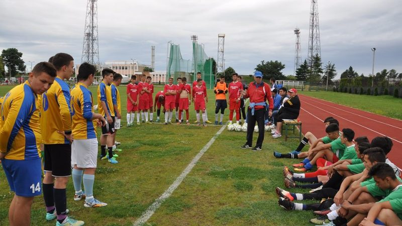 AUGUSTIN, PLANURI MARI CU FC ARGEȘ