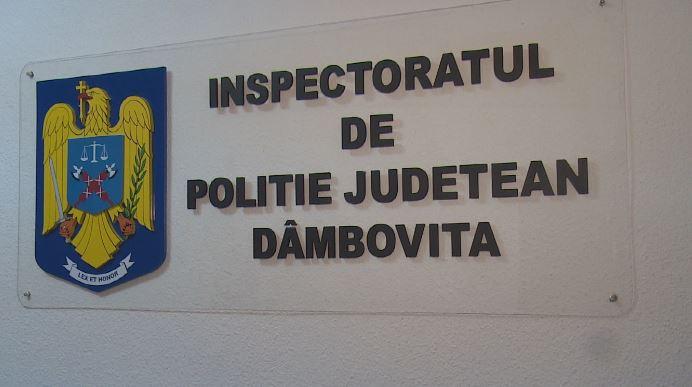 CONDUCEREA POLIȚIEI DÂMBOVIȚENE A DISPUS CONTROALE, DUPĂ CRIMA DE LA TITU