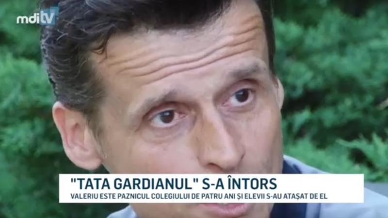 """""""TATA GARDIANUL"""" S-A ÎNTORS"""