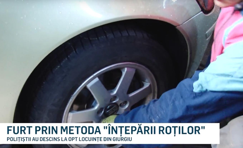 """FURT PRIN METODA """"ÎNȚEPĂRII ROȚILOR"""""""