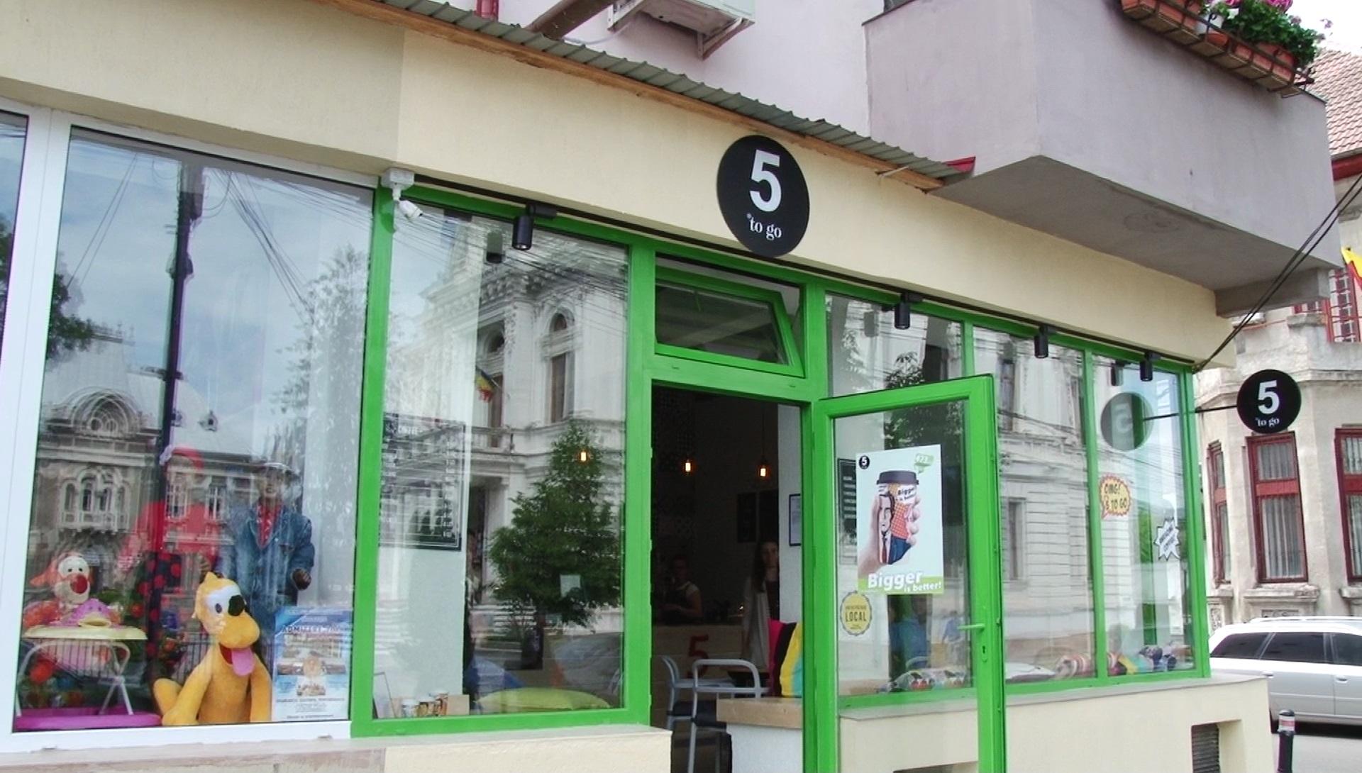 5 TO GO, O CAFEA DIN CE ÎN CE MAI CĂUTATĂ