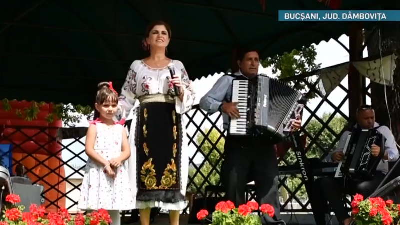 LOCALITATEA BUCȘANI, LA ZI DE SĂRBĂTOARE