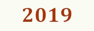 ANUL 2019 VA FI ANUL SCHIMBĂRILOR