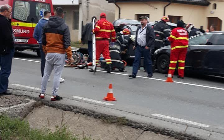 ACCIDENT GRAV ÎN BASCOV