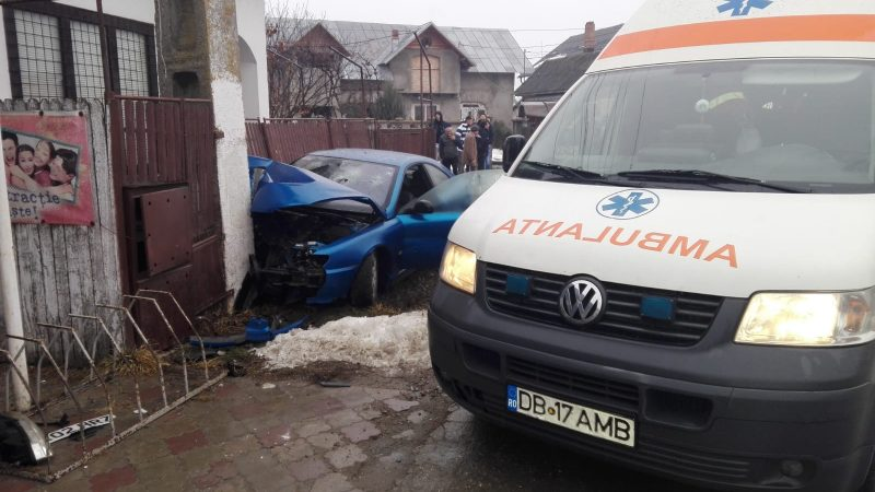 ACCIDENTE PE ȘOSELELE DIN DÂMBOVIȚA