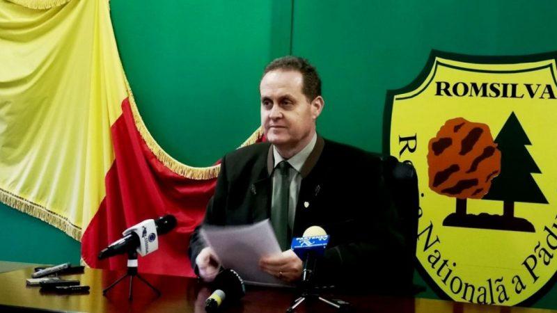 COSTEL PREDA, DIRCETORUL DIRECȚIEI SILVICE DÂMBOVIȚA, VA FI ÎNMORMÂNTAT JOI
