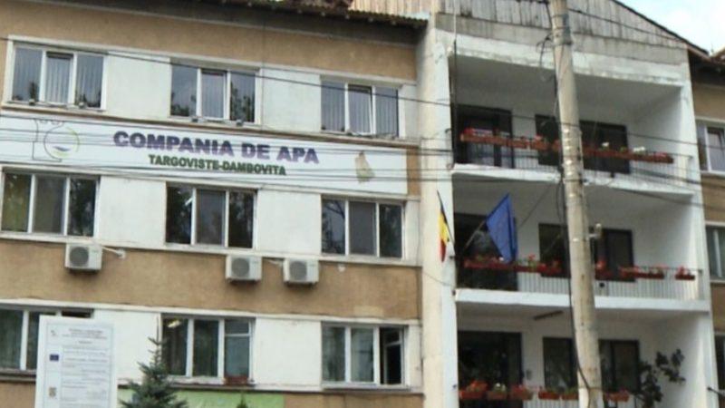 COMPANIA DE APĂ ANUNȚĂ OPRIREA APEI ÎN DOUĂ COMUNE DÂMBOVIȚENE