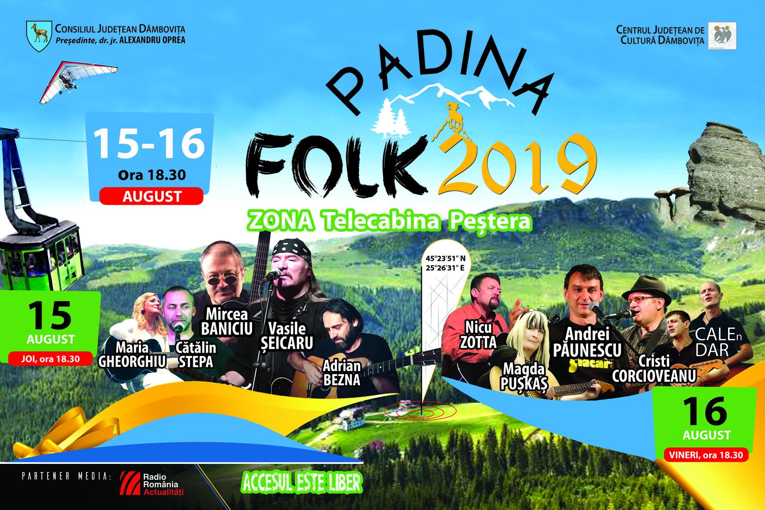 Padina folk
