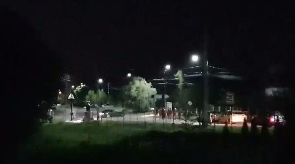 DRIFTURI PE ALEEA MĂNĂSTIRII DEALU, LA MIEZUL NOPȚII – VIDEO!