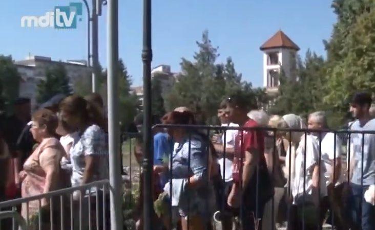 SF IERARH NIFON, SĂRBĂTORIT LA TÂRGOVIȘTE