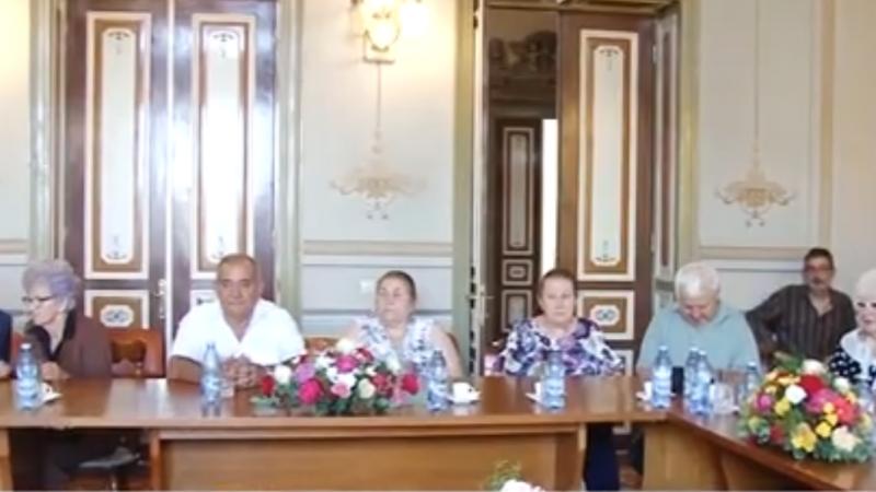 """CUPLURILE """"DE AUR"""", PREMIATE DE PRIMĂRIA TÂRGOVIȘTE"""
