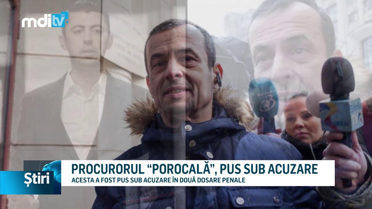 """PROCURORUL """"POROCALĂ"""", PUS SUB ACUZARE"""