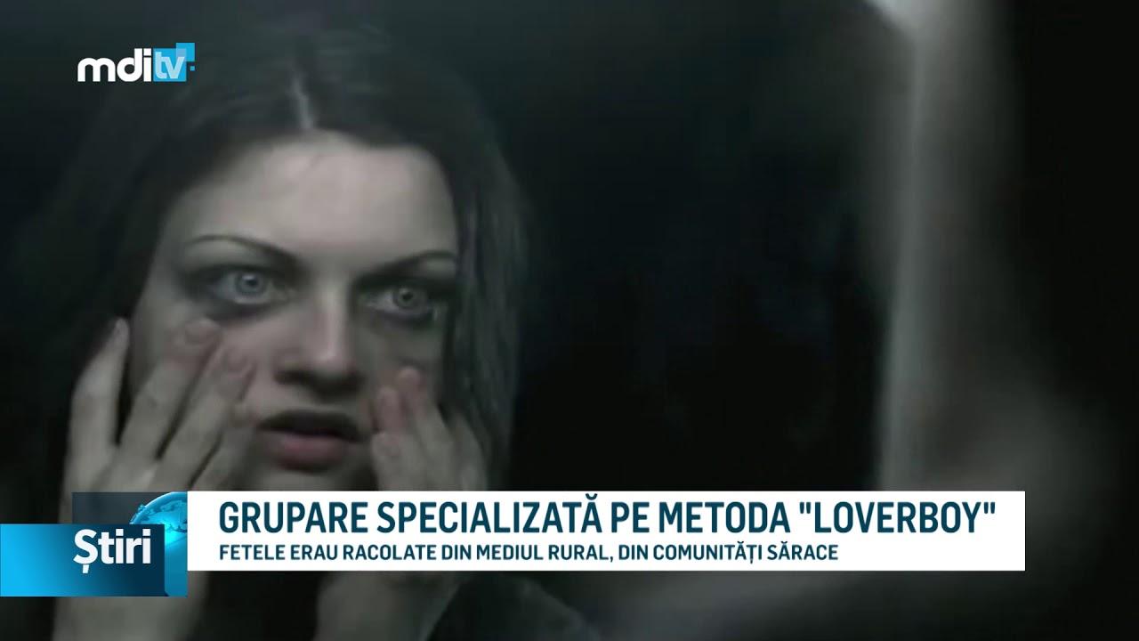 """GRUPARE SPECIALIZATĂ PE METODA """"LOVERBOY"""""""