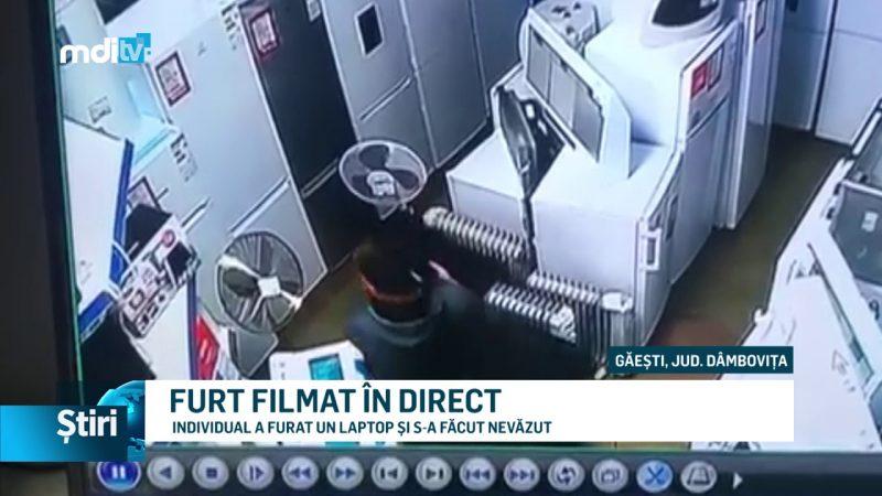FURT FILMAT ÎN DIRECT