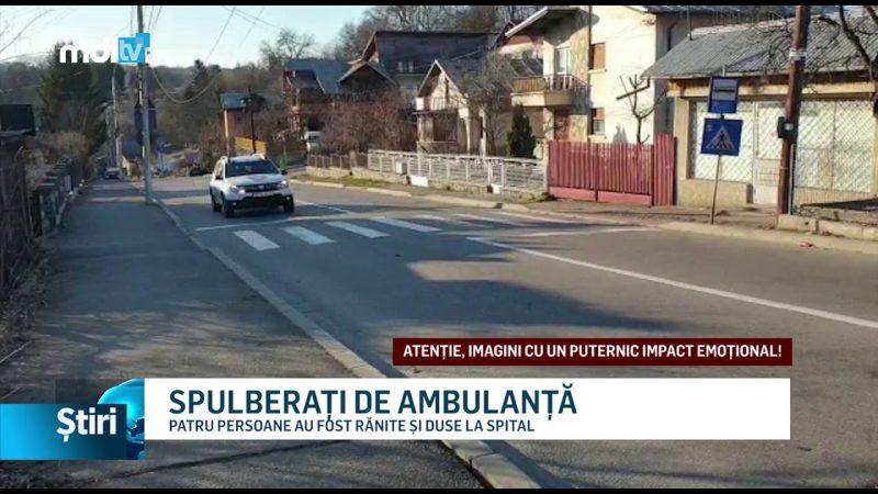 SPULBERAȚI DE AMBULANȚĂ