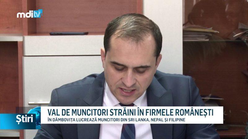 VAL DE MUNCITORI STRĂINI ÎN FIRMELE ROMÂNEȘTI