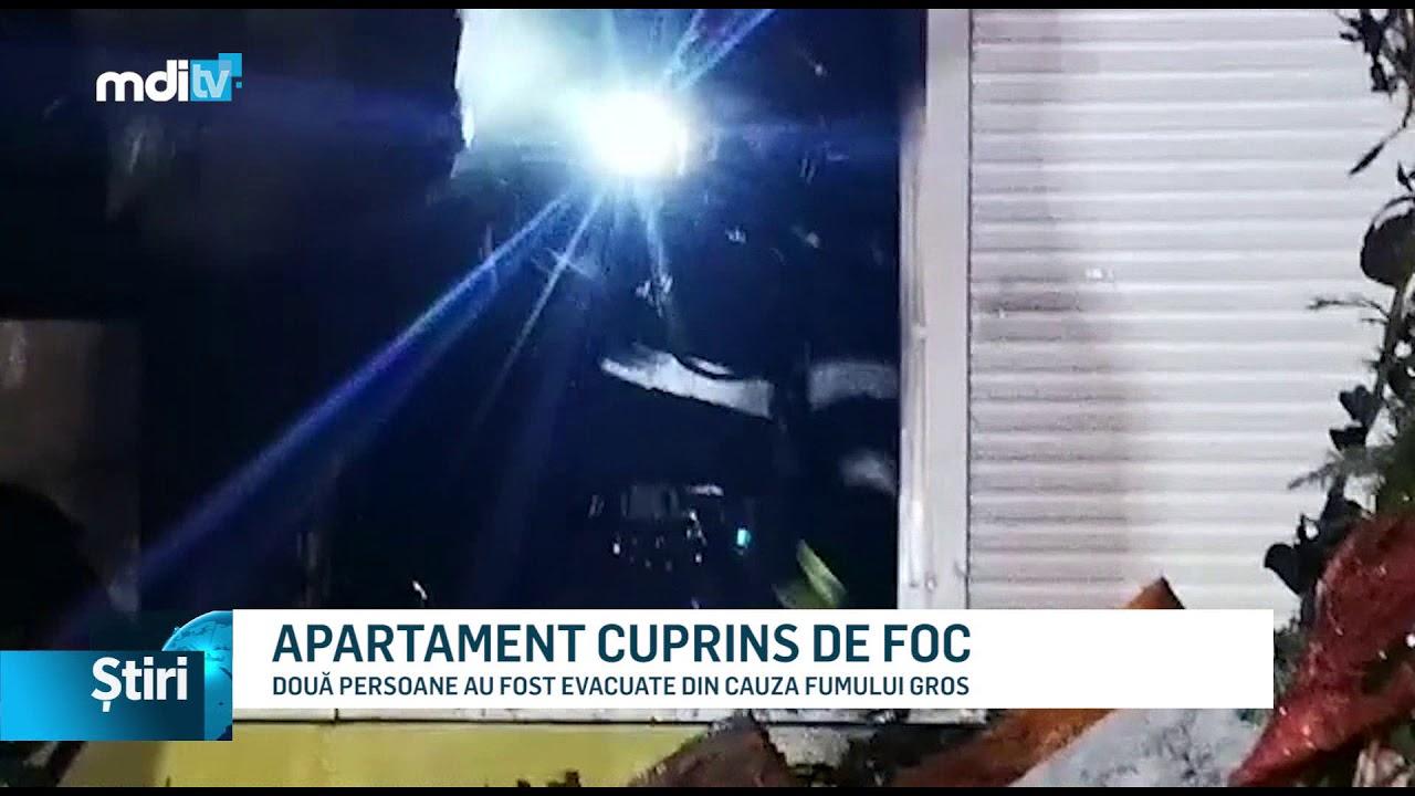 APARTAMENT CUPRINS DE FOC